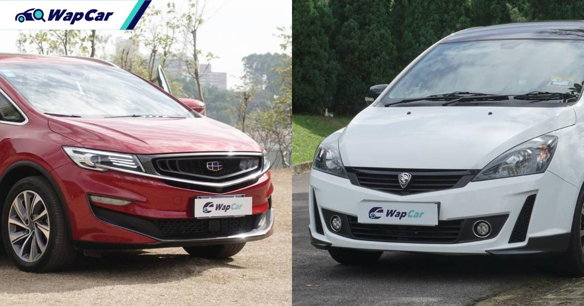 2021 Proton V70: We pit the Geely Jiaji-based MPV against the Exora! 01