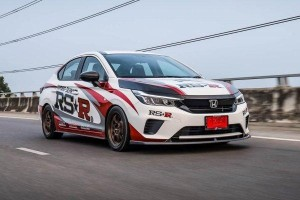 2020 Honda City gets Japan tuner RS-R treatment