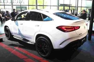 Frankfurt 2019: All-new 2020 Mercedes-AMG GLE 53 Coupe makes world premiere