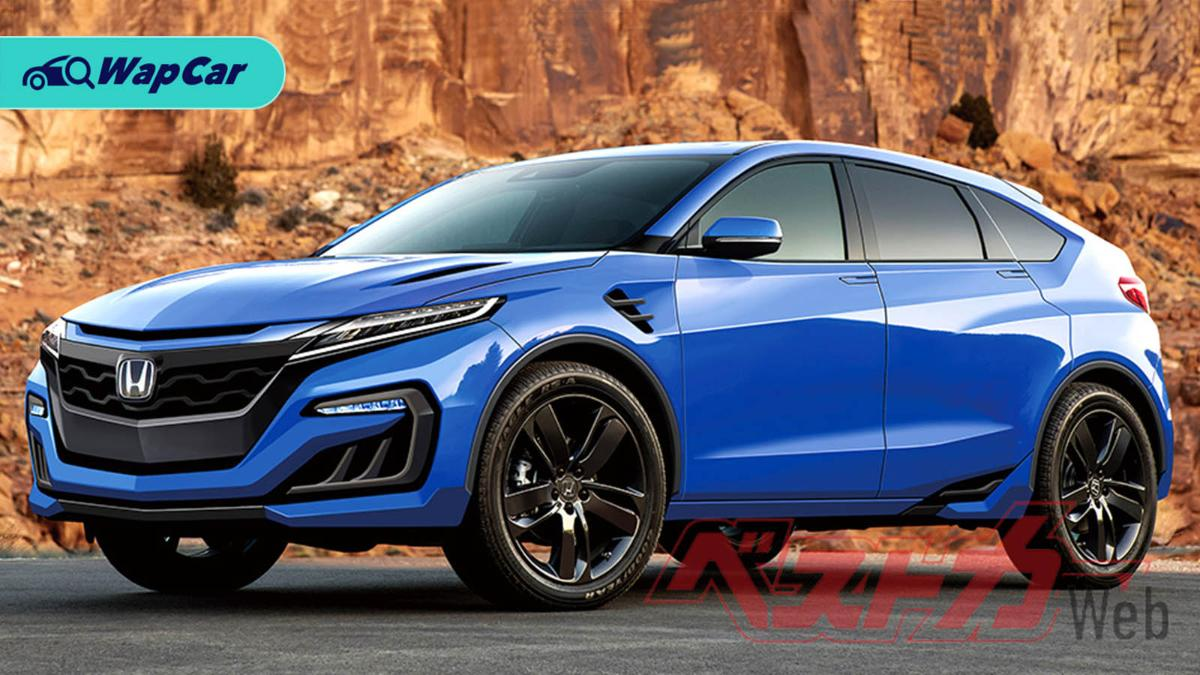 Honda NSX-inspired super SUV to challenge Cayenne and Urus, out in 2025? 01