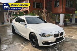 Owner Review: First time owning a German machine - My BMW 318i