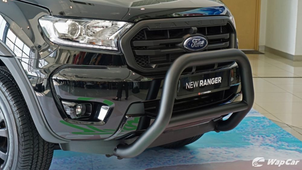 Limited Edition Ford Ranger Splash launched in Malaysia, available only on Lazada 02