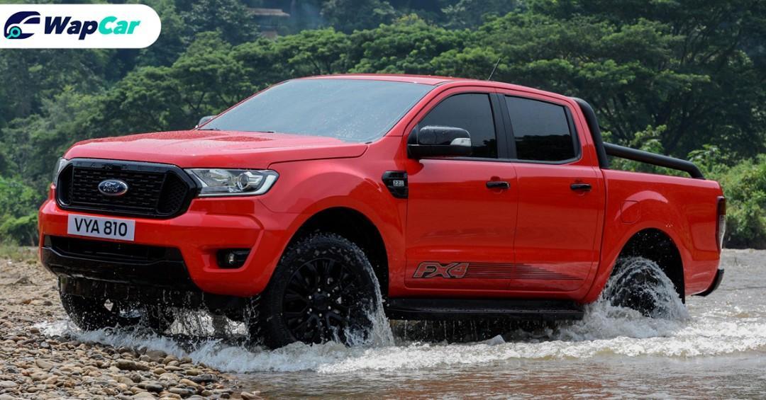 Ford Ranger FX4 2020 bakal diperkenalkan di Malaysia melalui siaran langsung melalui FB dan Youtube 01