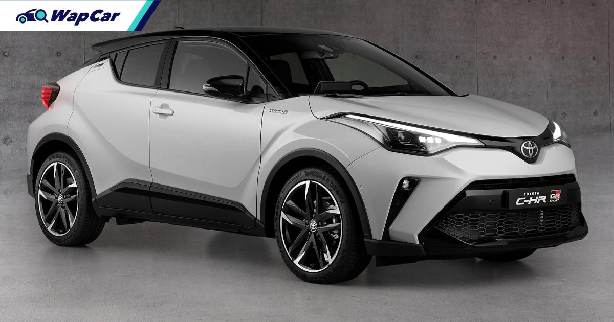 Toyota C-HR GR Sport unveiled, Malaysia's Vios GR Sport could be something like this 01