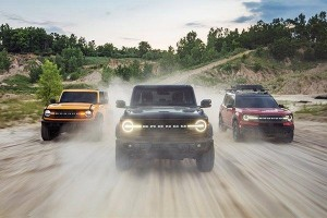 2021 Ford Bronco looks set to wrangle the competition