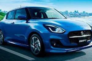 New 2021 Suzuki Swift facelift launched in Japan - enhanced safety, new looks