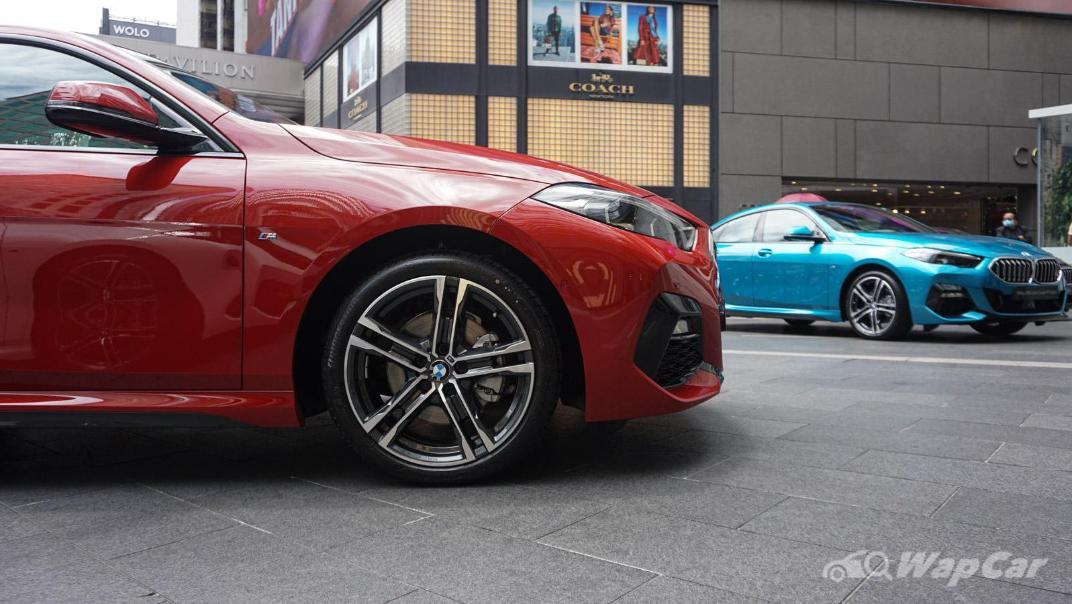 2020 BMW 2 Series 218i Gran Coupe Exterior 074