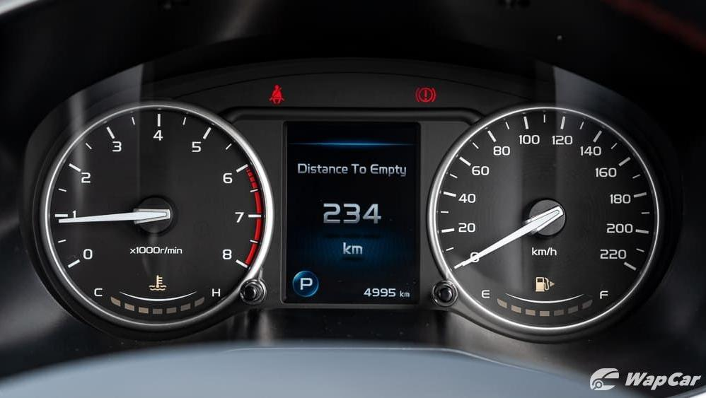 2019 Proton Iriz 1.6 VVT Premium CVT Interior 010
