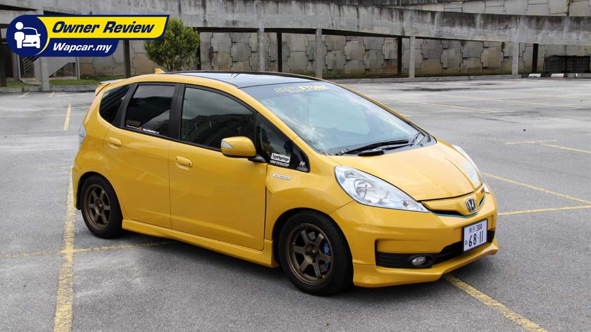Owner Review: The hybrid system failed so I decided to engine swap my car - My Honda Jazz/Fit