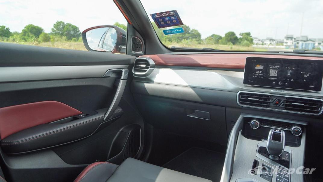 2020 Proton X50 1.5T  Flagship Interior 054