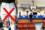 JPJ dress code reminder: leave those ripped jeans at home!