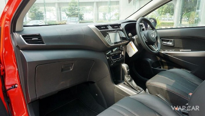 Perodua Myvi (2018) Interior 003
