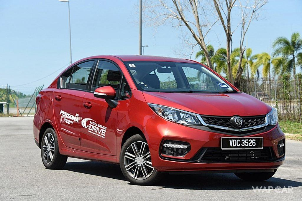 Proton Persona Maintenance Cost Versus Toyota Vios And Honda City 01