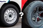 安装更宽的轮胎,到底是好主意还是笨主意?