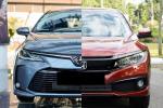 Toyota Corolla Altis vs Honda Civic: Who should buy which?