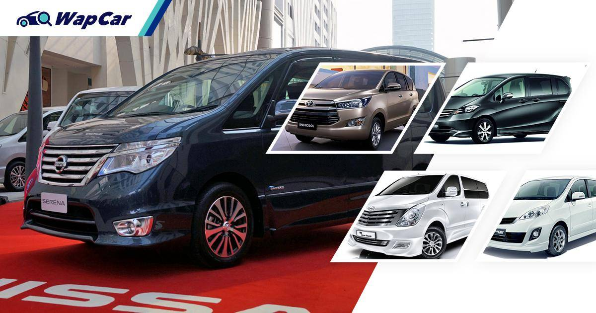 Need a used MPV under RM 80k? These are your best bets 01