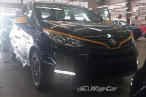 Leaked: First look at the 2021 Proton Iriz R3 Edition