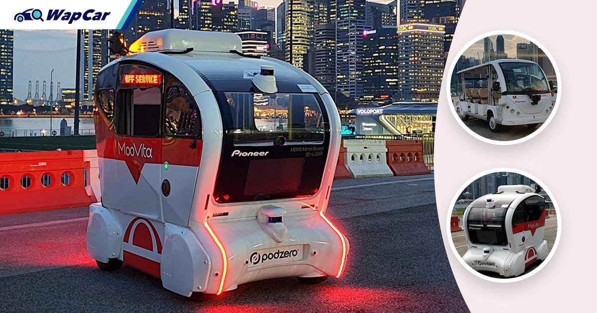 Malaysia's Yinson to invest in Singaporean autonomous vehicle startup, MooVita 01