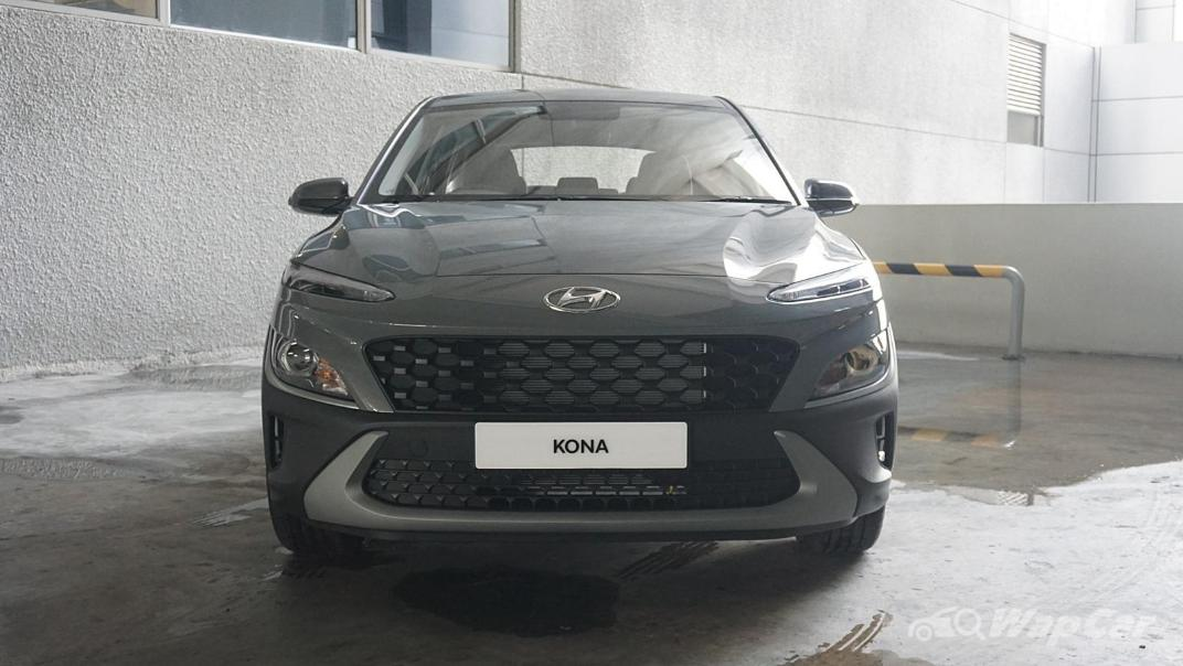 2021 Hyundai Kona 2.0 Standard Exterior 032