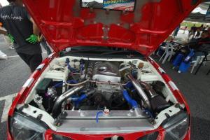 Proton Saga, Waja pakai enjin Honda Civic Type R? Inilah 'engine swap' pelik dalam casis Proton!