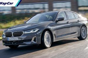 BMW 5 Series G30 facelift (LCI) 2021 diacah di Malaysia – varian 520i bakal digugurkan?