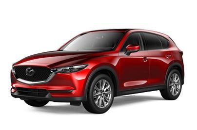 2019 Mazda CX-5 2.2L GLS SKYACTIV-D