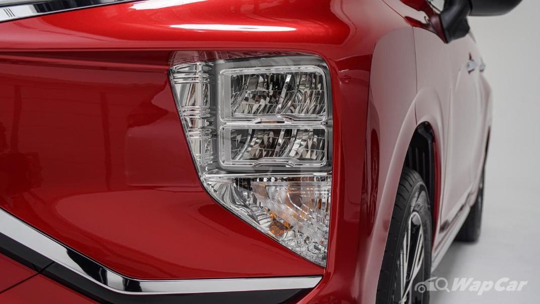 2020 Mitsubishi Xpander 1.5 L Exterior 022