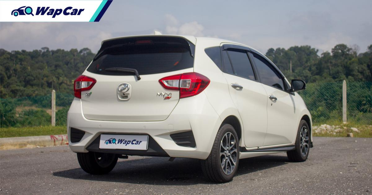 Scoop: Perodua Myvi variants to be reduced - 1.3 X and 1.3 G MT could be killed 01