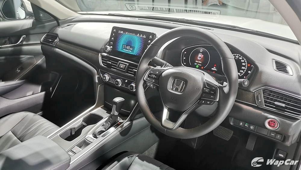 2020 Honda Accord 1.5TC Premium Interior 126