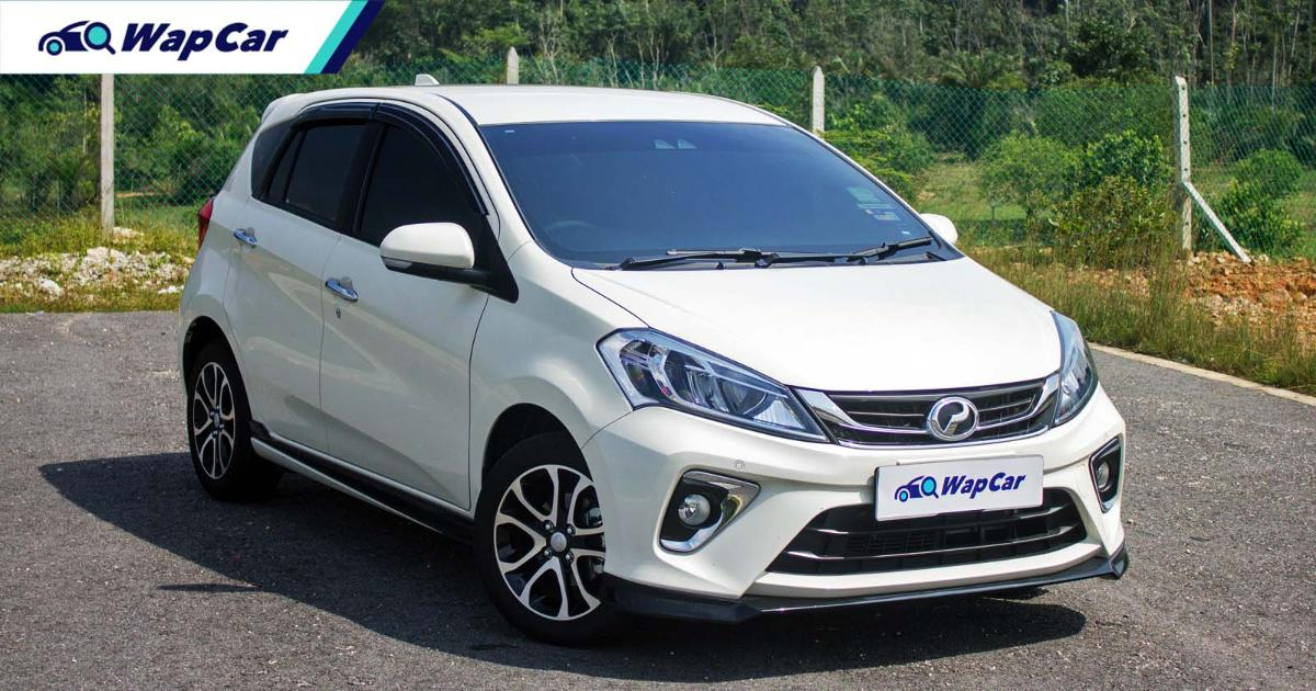 Think the Perodua Myvi is a simple car? Here's how much it relies on microchips 01