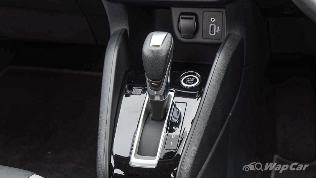 2020 Nissan Almera 1.0L VLT Interior 020