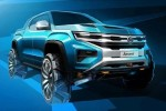 This is the Ford Ranger's German cousin - Next-gen Volkswagen Amarok teased
