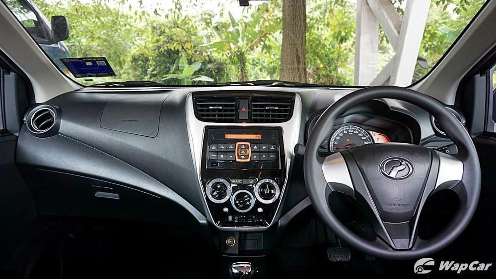 2019 Perodua Axia Style 1.0 AT Interior 001