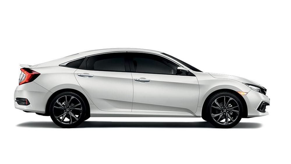 2020 Honda Civic Exterior 004