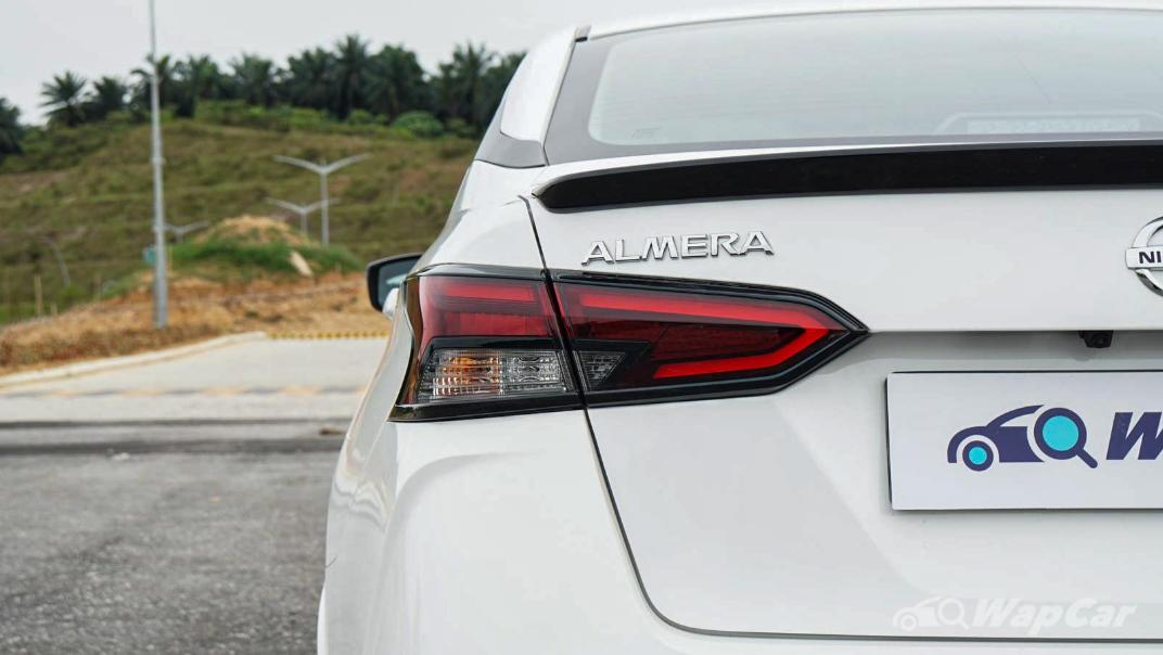 2020 Nissan Almera 1.0L VLT Exterior 016