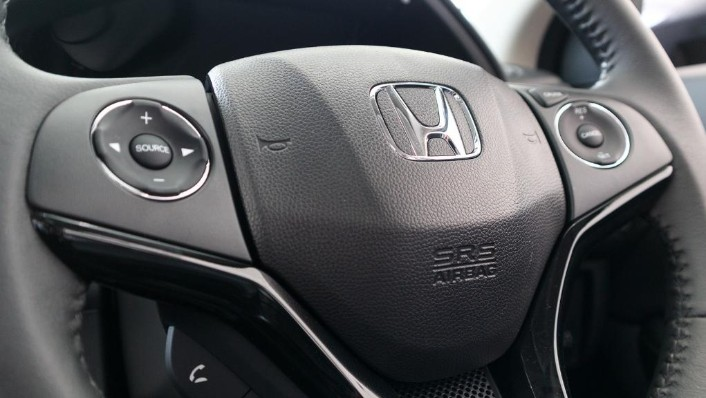 2019 Honda HR-V 1.8 E Interior 006
