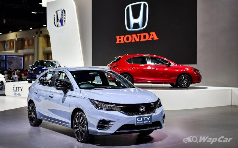 LHD 2021 Honda City Hatchback to launch in the Philippines this year 02