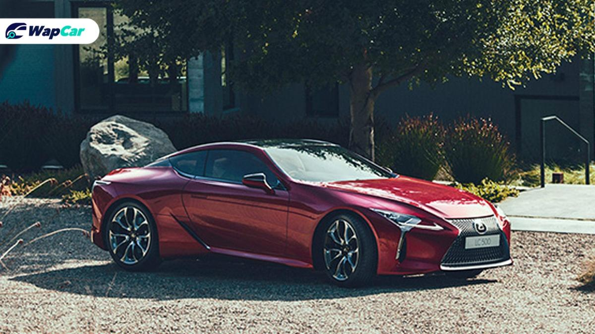 The new 2020 Lexus LC 500 sheds 10 kg, priced from RM 1.25 mil 01