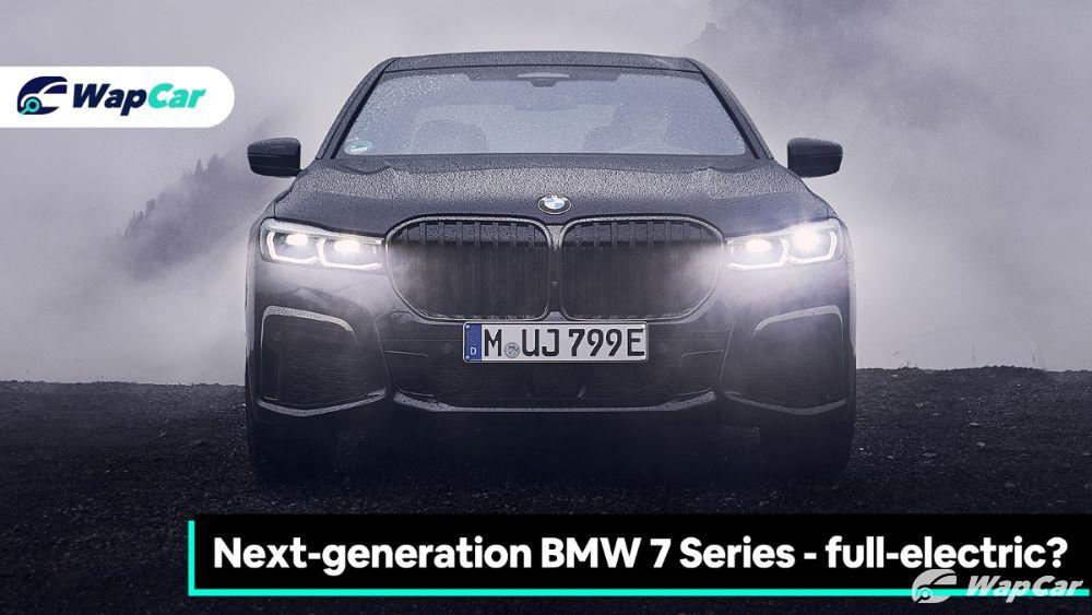 Next-generation BMW 7 Series to include a fully electric variant 01