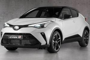 Toyota C-HR GR Sport unveiled, Malaysia's Vios GR Sport could be something like this