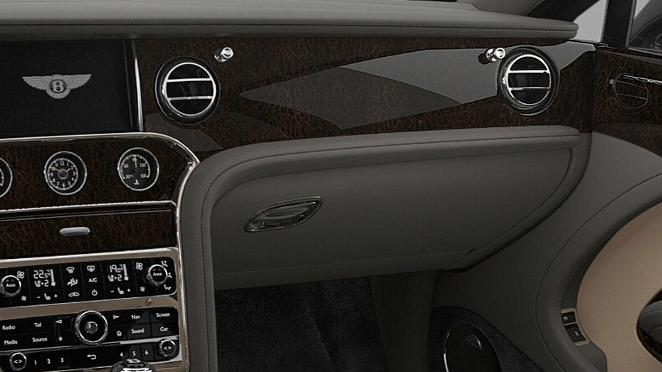 Bentley Mulsanne (2017) Interior 006