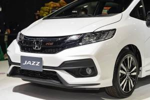 Live Photos: 2020 Honda Jazz RS showcased at the Bangkok International Motor Show