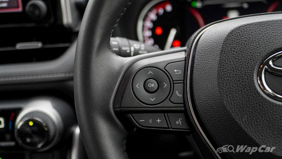 2020 Toyota RAV4 2.5L Interior 126