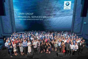 BMW Group Financial Services Malaysia hosts appreciation Night of Joy and Unity to celebrate corporate customers