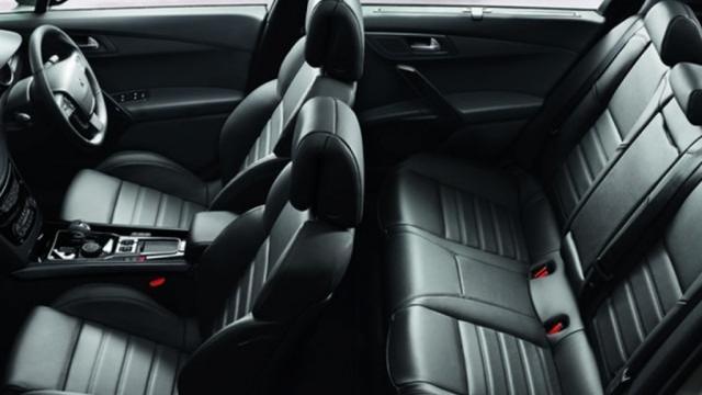 Peugeot 508 SW (2019) Interior 005