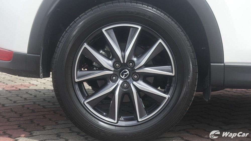 2019 Mazda CX-5 2.5L TURBO Exterior 064