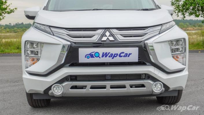 2020 Mitsubishi Xpander 1.5 L Exterior 009