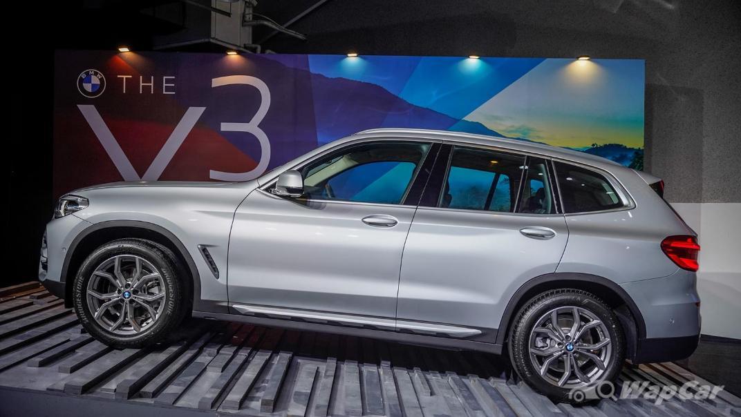 2021 BMW X3 sDrive20i Exterior 007