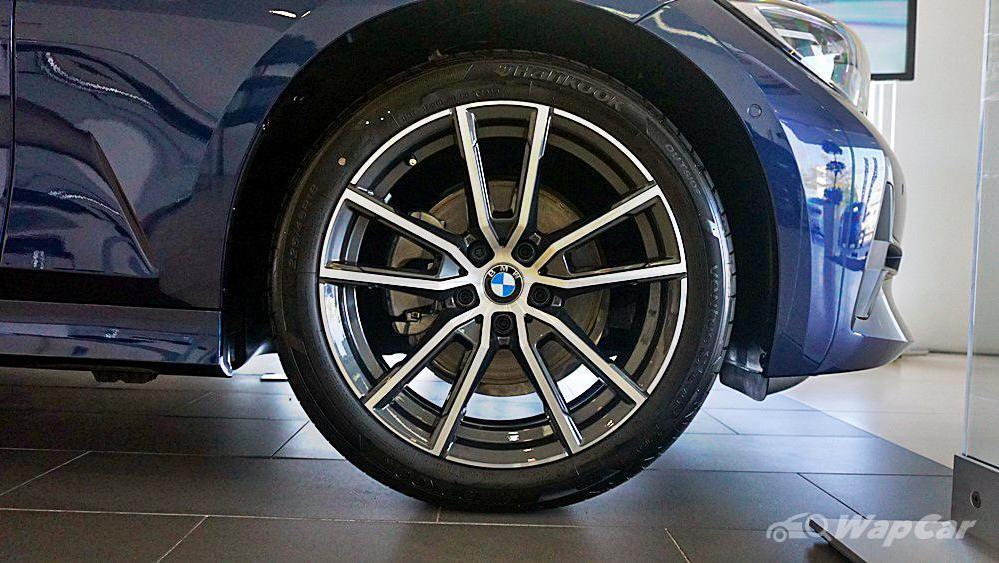 2020 BMW 3 Series 320i Sport Exterior 079