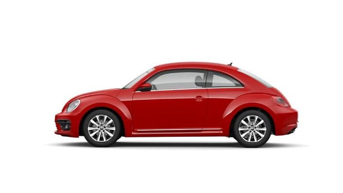 Volkswagen Beetle (2018) Exterior 007